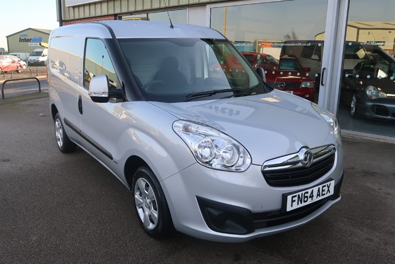 used Vauxhall Combo 2000 L1H1 CDTI SPORTIVE in louth