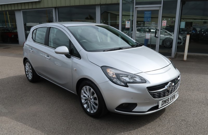used Vauxhall Corsa SE 1.4i 90PS 5dr Sat NAV Low Mileage in louth