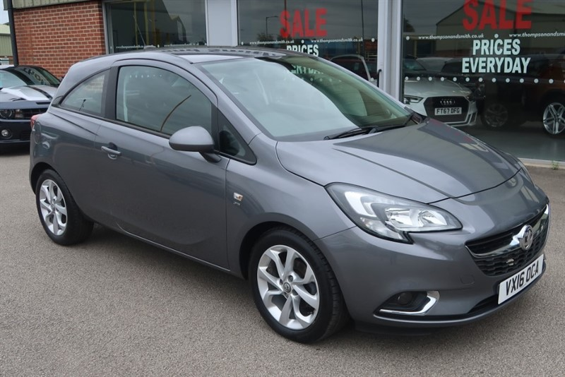 used Vauxhall Corsa SRi 1.4i 75PS 3dr in louth