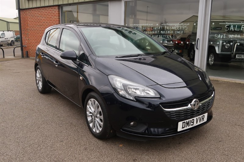 used Vauxhall Corsa SE 1.4i 90PS 5dr NAV Save £6,255 in louth