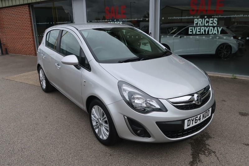 used Vauxhall Corsa SE 1.2i 16v 5dr in louth