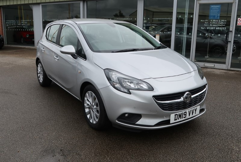 used Vauxhall Corsa SE 1.4i 90PS 5dr NAV SAVE £6,755 in louth