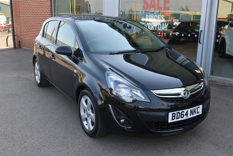 used Vauxhall Corsa SXi 1.4i 16v 5dr A/C in louth