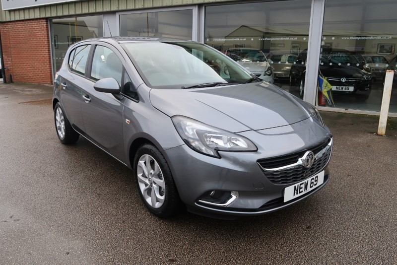 used Vauxhall Corsa SRi NAV 1.4i 90PS SAVE £6,625 & £500 Deposit Allowance in louth