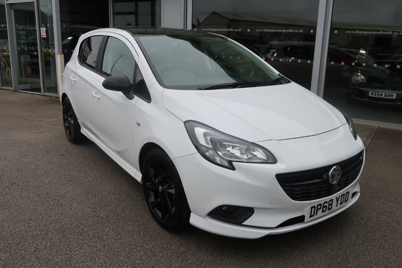 used Vauxhall Corsa SRi 1.4i 90PS VX Line NAV Black Edition in louth