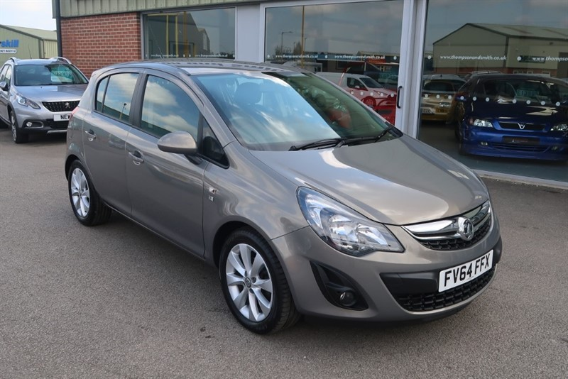 used Vauxhall Corsa Excite 1.4i 5dr in louth