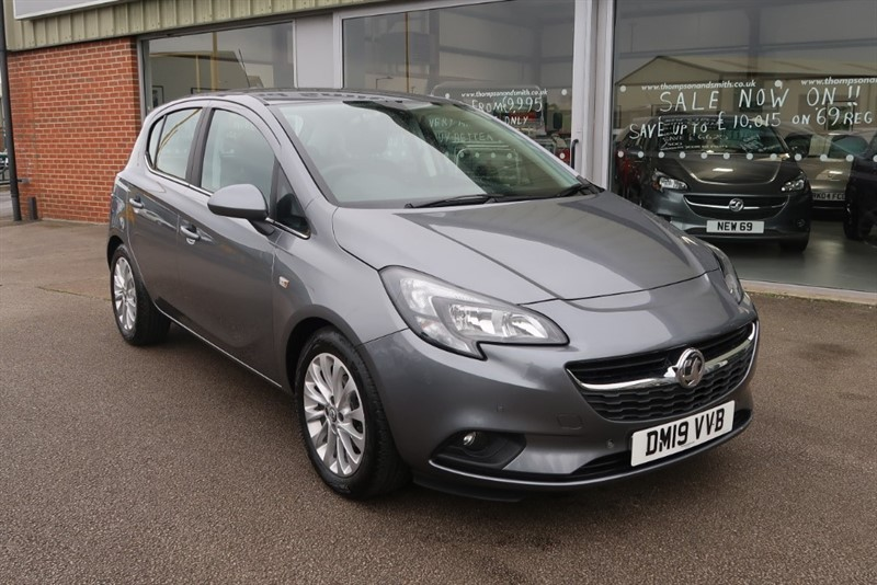 used Vauxhall Corsa SE 1.4i 90PS 5dr NAV Low Mileage in louth