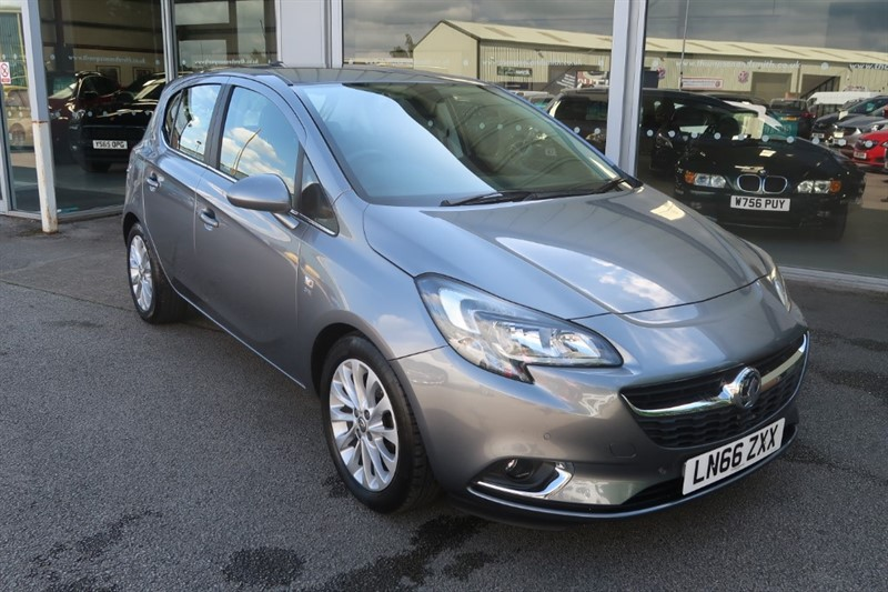 used Vauxhall Corsa SE 1.4i 90PS ecoFLEX 5dr in louth