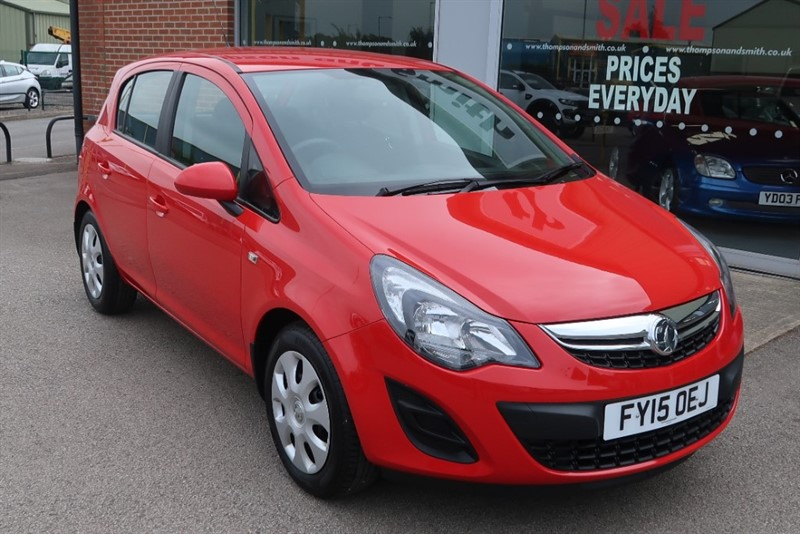 used Vauxhall Corsa Design 1.3CDTi 75PS ecoFLEX 5dr in louth