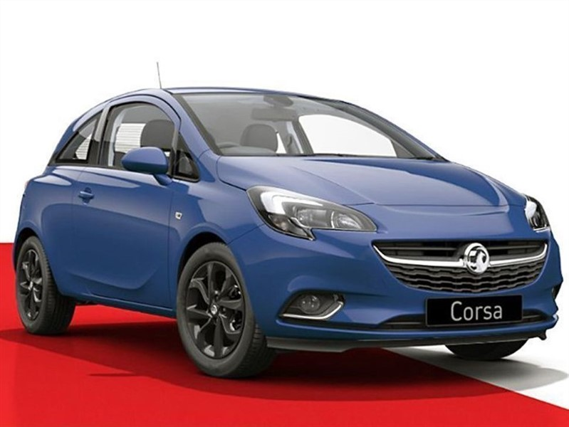 used Vauxhall Corsa SRI NAV 1.4i 75PS NEW 69 Reg DELIVERY MILEAGE in louth