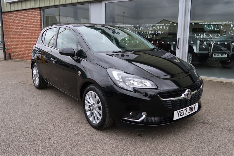 used Vauxhall Corsa SE 1.4i 90PS 5dr in louth