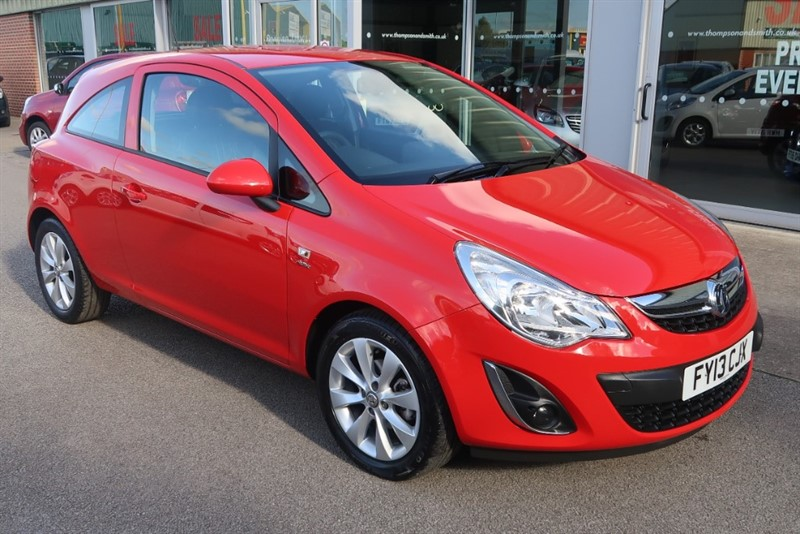 used Vauxhall Corsa 1.2 Active A/C 3 Door in louth