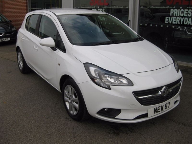 used Vauxhall Corsa Design 1.3CDTi 75PS Start/Stop ecoFLEX 5dr SAVE £4,490 in louth