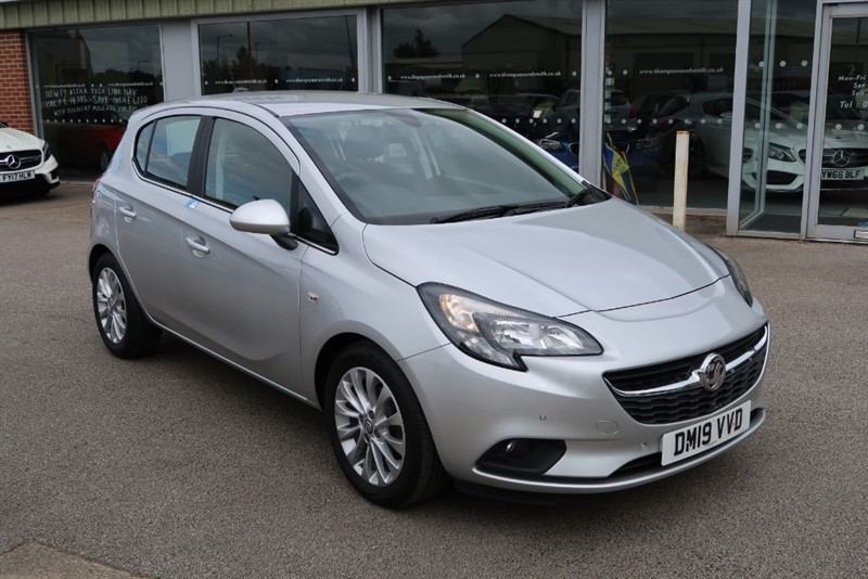 used Vauxhall Corsa SE 1.4i 90PS 5dr NAV in louth