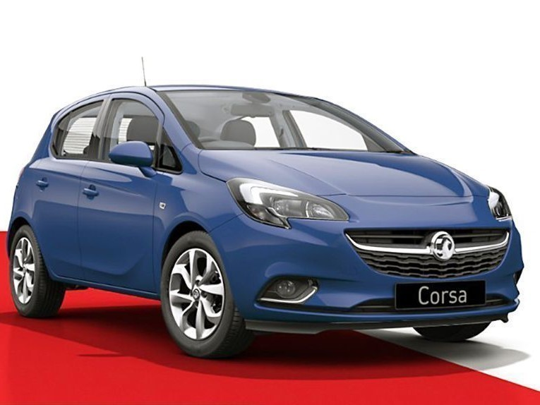used Vauxhall Corsa SRI NAV 1.4i 75PS DELIVERY MILEAGE SAVE £6,435 in louth