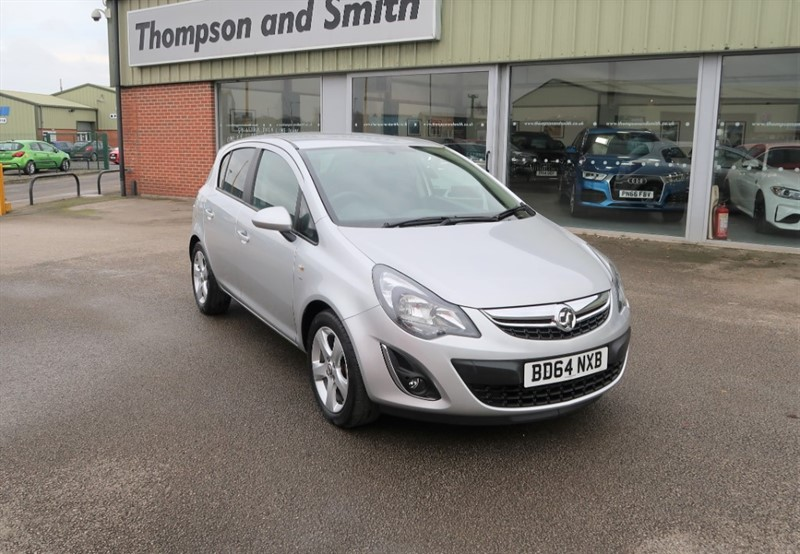 used Vauxhall Corsa 1.4i 16v (100Ps ) SXI AC 5Dr Hatchback in louth