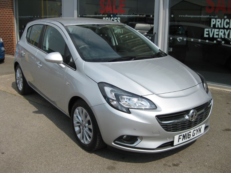 used Vauxhall Corsa SE 1.4i 90PS 5dr Auto 16 Reg SAVE £5,735 in louth