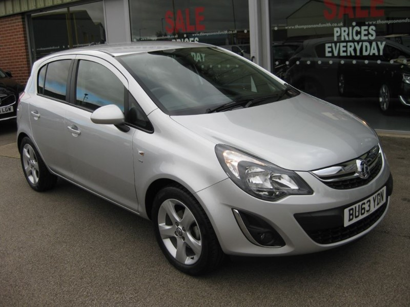 used Vauxhall Corsa SXi 1.2i 16v 5dr DAB A/C RAC Warranty in louth