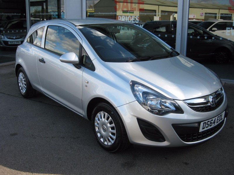 used Vauxhall Corsa S 1.2i 3dr A/C RAC Warranty in louth