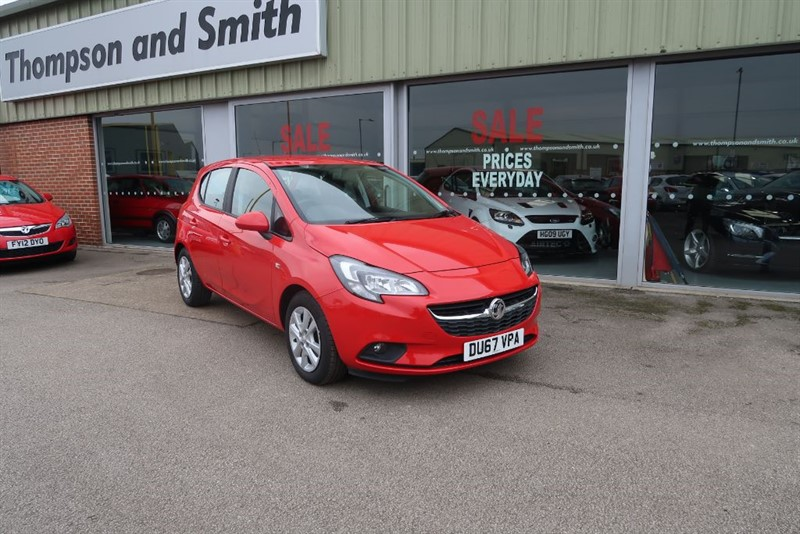 used Vauxhall Corsa Design 1.3CDTi 75PS Start/Stop ecoFLEX 5dr SAVE £4,990 in louth