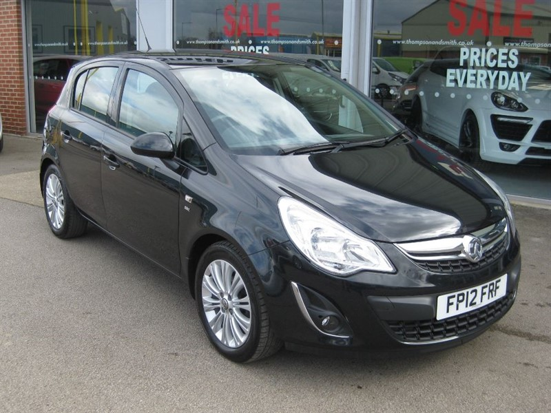 used Vauxhall Corsa SE 1.4i 16v 5dr in louth