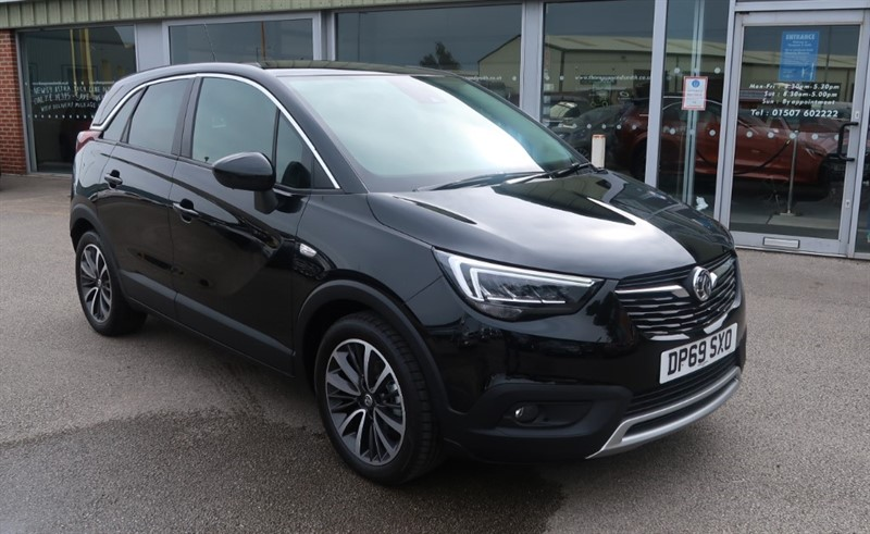 used Vauxhall Crossland X Elite NAV 1.2i 5dr start/stop SAVE £8,500 in louth
