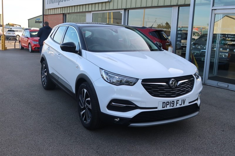 used Vauxhall Grandland X 1.2 Turbo (130PS) Elite NAV, GREAT FAMILY SUV in louth
