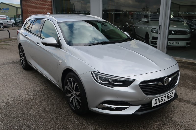 used Vauxhall Insignia Tourer Elite Nav 2.0 (170PS) Turbo D BlueInjection 5dr Estate in louth