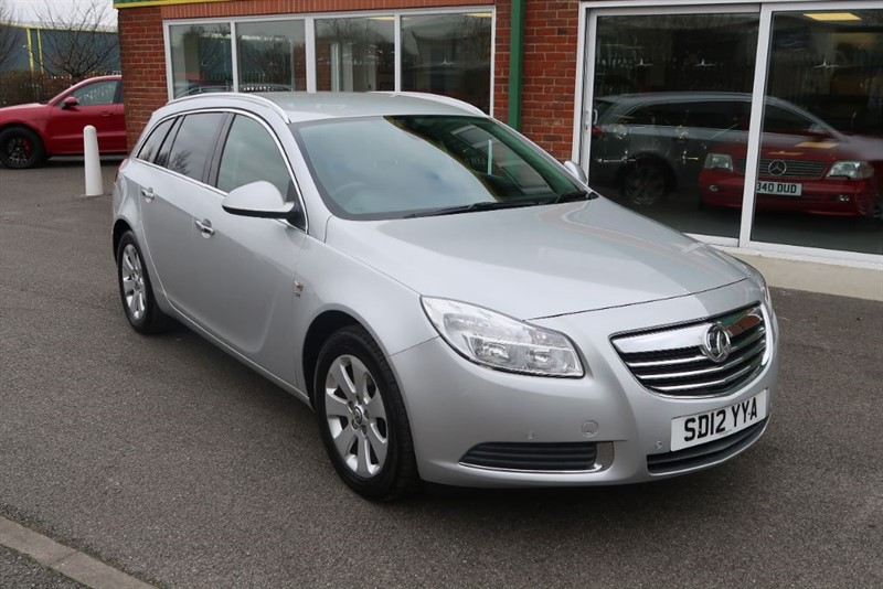 used Vauxhall Insignia SE NAV 2.0CDTi 160PS 5dr Estate Auto in louth