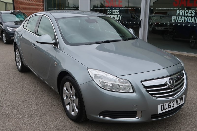 used Vauxhall Insignia SE 2.0CDTi 130PS 5dr in louth