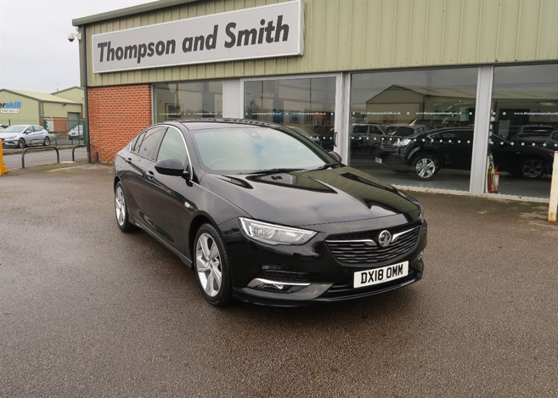 used Vauxhall Insignia Grand Sport SRi VX-LINE NAV 1.5 165PS in louth