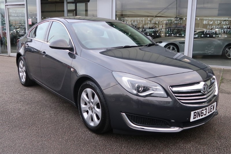 used Vauxhall Insignia Tech Line NAV 2.0CDTi (163PS) ecoFLEX start/stop 5dr in louth