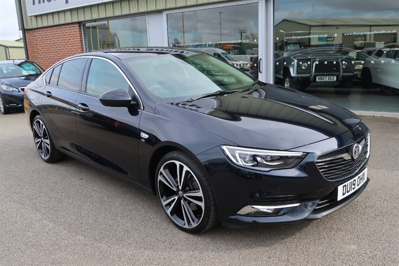 used Vauxhall Insignia Grand Sport Elite NAV 2.0 (170PS) Turbo D 5dr Auto 20