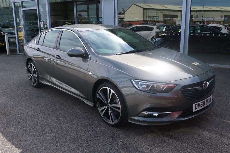 used Vauxhall Insignia SRi VX-Line NAV 1.6 (200PS) Turbo 5dr in louth