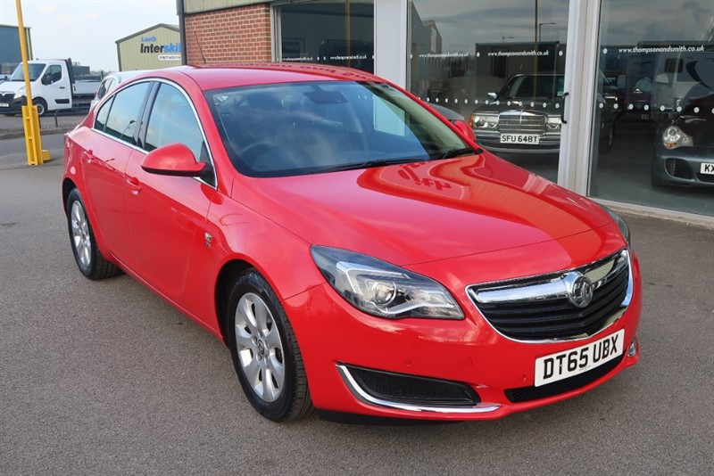 used Vauxhall Insignia SE 2.0CDTi 140PS 5dr Start/Stop in louth