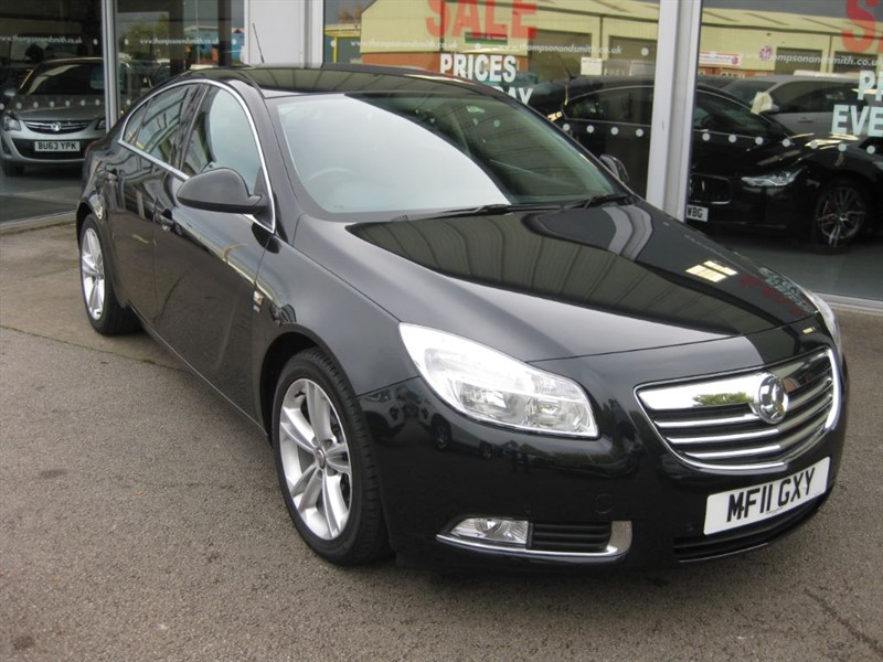 used Vauxhall Insignia SRi 2.0CDTi 130PS 5dr  in louth