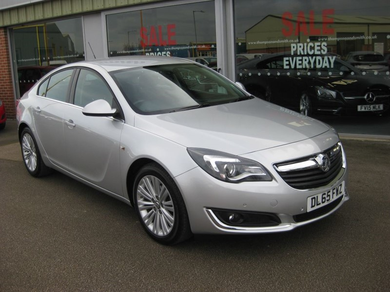 used Vauxhall Insignia Design 1.6CDTi 136PS ecoFLEX 5dr  in louth