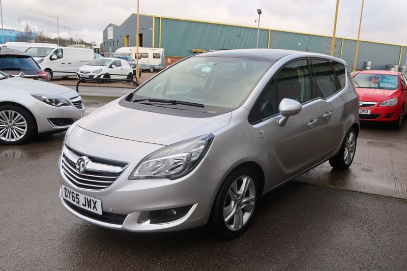 used Vauxhall Meriva SE in louth