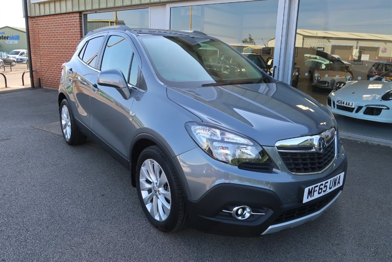 used Vauxhall Mokka SE 1.4 Turbo (140PS) 5dr in louth