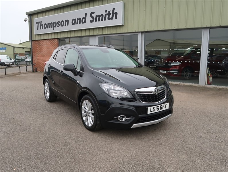 used Vauxhall Mokka SE S/S 1.6 (115PS) 5dr Hatchback in louth