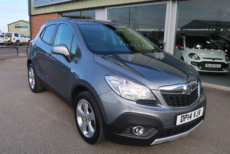 used Vauxhall Mokka Exclusiv 1.7CDTi (130PS) 5dr in louth