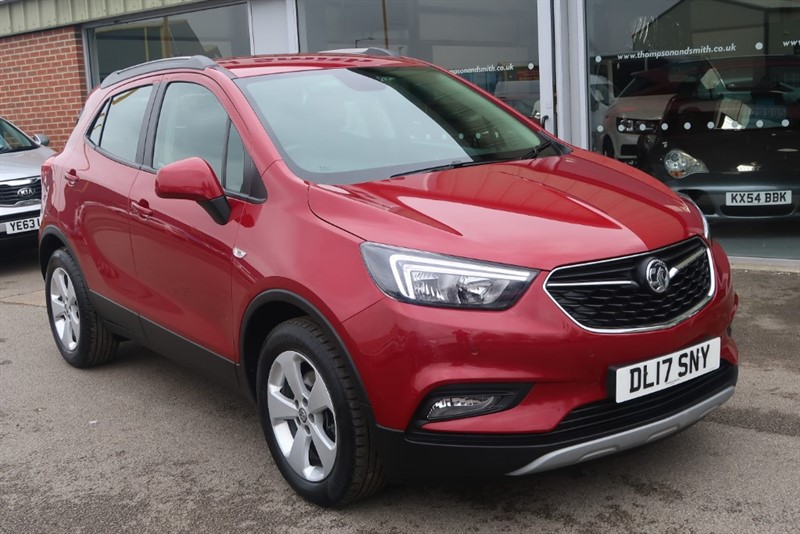 used Vauxhall Mokka X Active 1.6CDTi (136PS) Ecoflex 5dr start/stop in louth