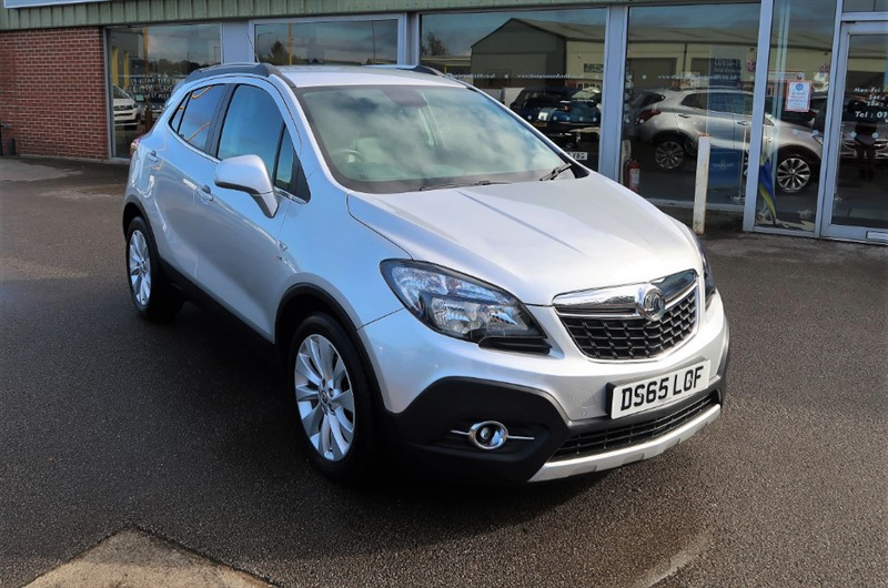 used Vauxhall Mokka 1.4i 16v Turbo (140Ps) SE (s/s) 5 Door Hatchback in louth