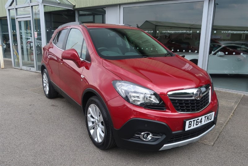 used Vauxhall Mokka SE 1.6i (115PS) 5dr, RAC WARRANTY - 12 MONTHS INCLUDED in louth