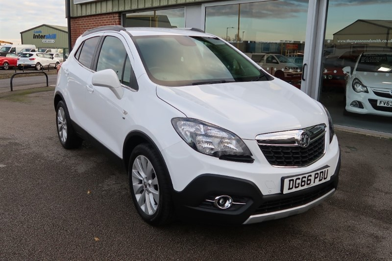 used Vauxhall Mokka 1.6 CDTI (136Ps) SE S/S Hatchback 5DR in louth