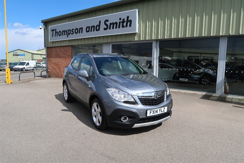 used Vauxhall Mokka Exclusive 1.7 CDTI (130ps) S/S 5dr Hatchback in louth