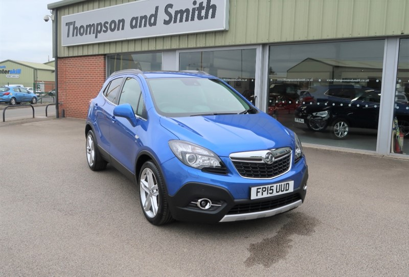 used Vauxhall Mokka 1.4 Turbo (140Bhp) SE 5 dr hatchback automatic in louth