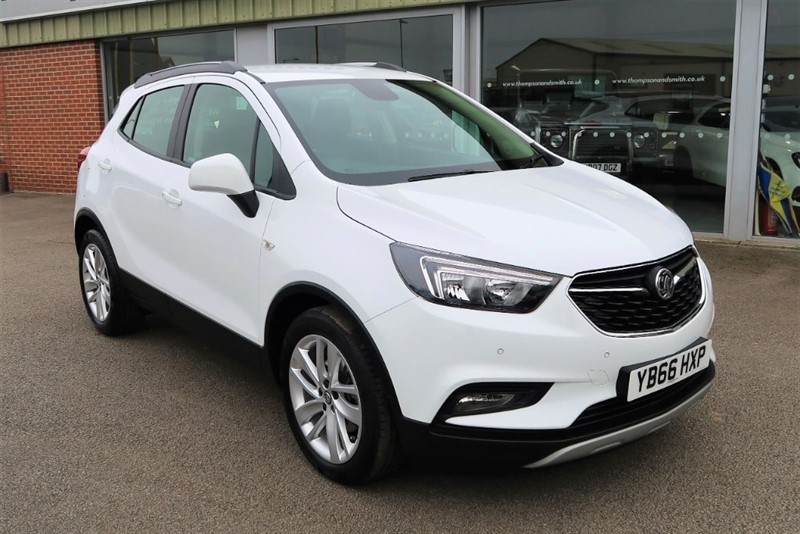 used Vauxhall Mokka X Active 1.6i (115PS) s/s 5dr Low Mileage in louth