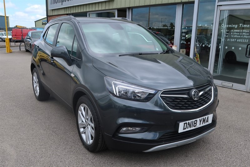 used Vauxhall Mokka X Design Nav 1.4 Turbo (140PS) 5dr Auto in louth