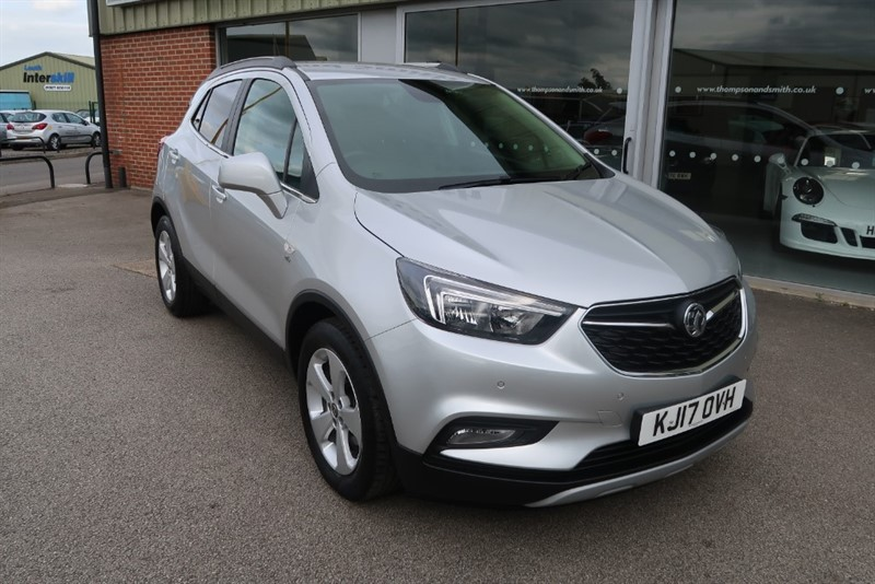 used Vauxhall Mokka X Elite Nav 1.6CDTi (110PS) Ecoflex 5dr start/stop in louth